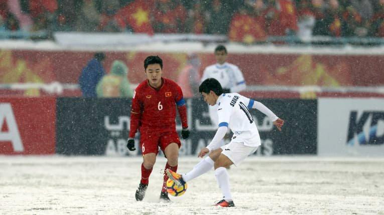 U23 Viet Nam duoc moi du khan chung ket World Cup 2018 hinh anh 1