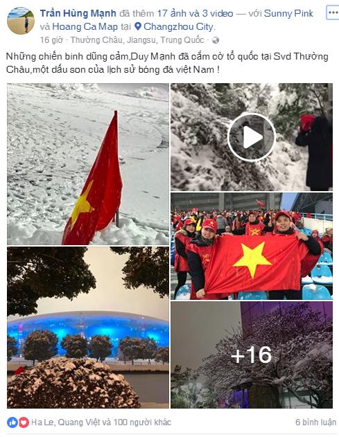 Xuc dong khoanh khac Duy Manh cam co To quoc, cui chao o Thuong Chau hinh anh 11