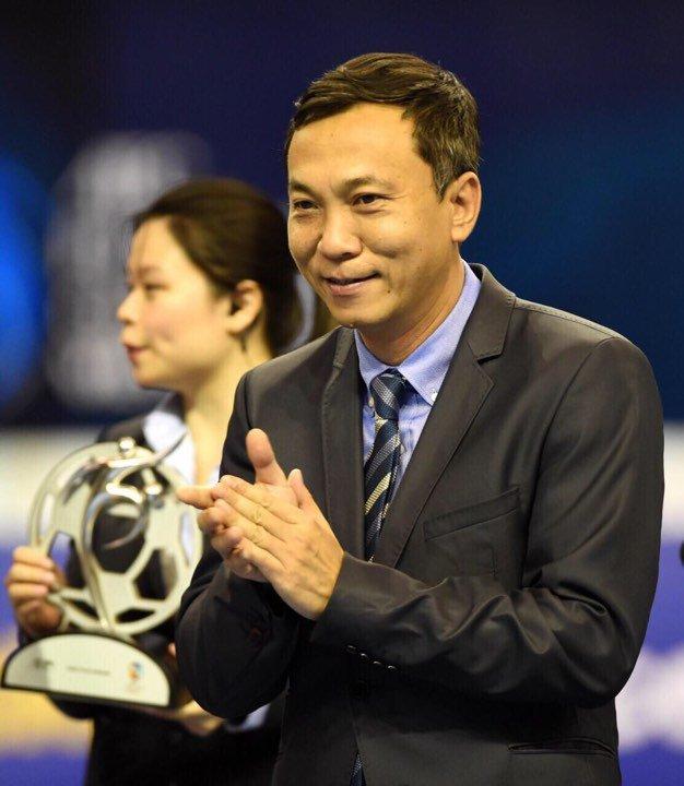 Pho chu tich VFF: 'U23 Viet Nam gieo niem tin cho bong da Dong Nam A' hinh anh 1