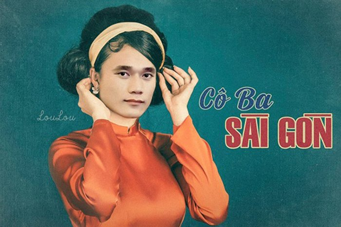 Ngo ngang U23 Viet Nam diu dang trong dang bo 'Co Ba Sai Gon' hinh anh 2