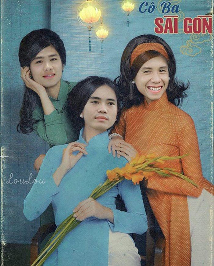 Ngo ngang U23 Viet Nam diu dang trong dang bo 'Co Ba Sai Gon' hinh anh 1