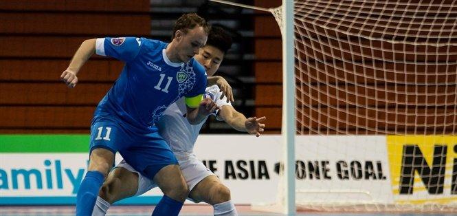 Doi truong Uzbekistan so 'vu khi' U23 o tuyen futsal Viet Nam hinh anh 1