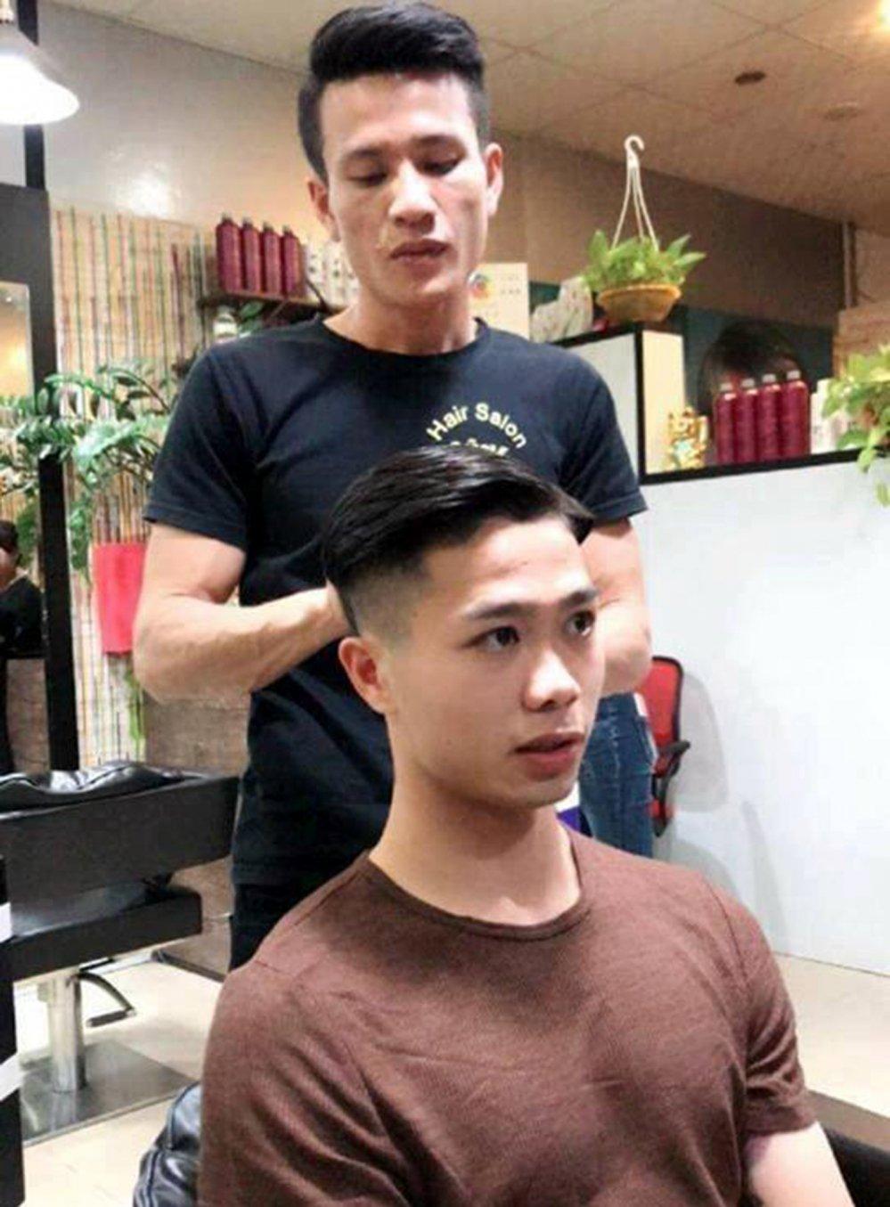 Cong Phuong 'baby' voi kieu toc moi don Tet hinh anh 1