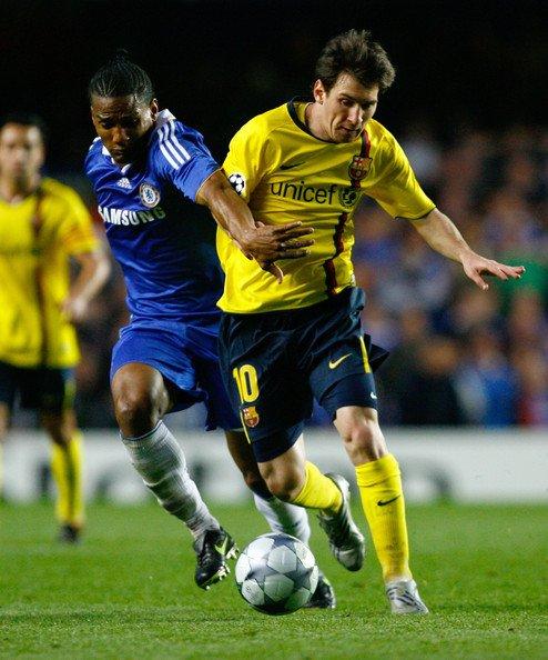 Chelsea - Barca: Noi so hai tham kin cua Messi hinh anh 3