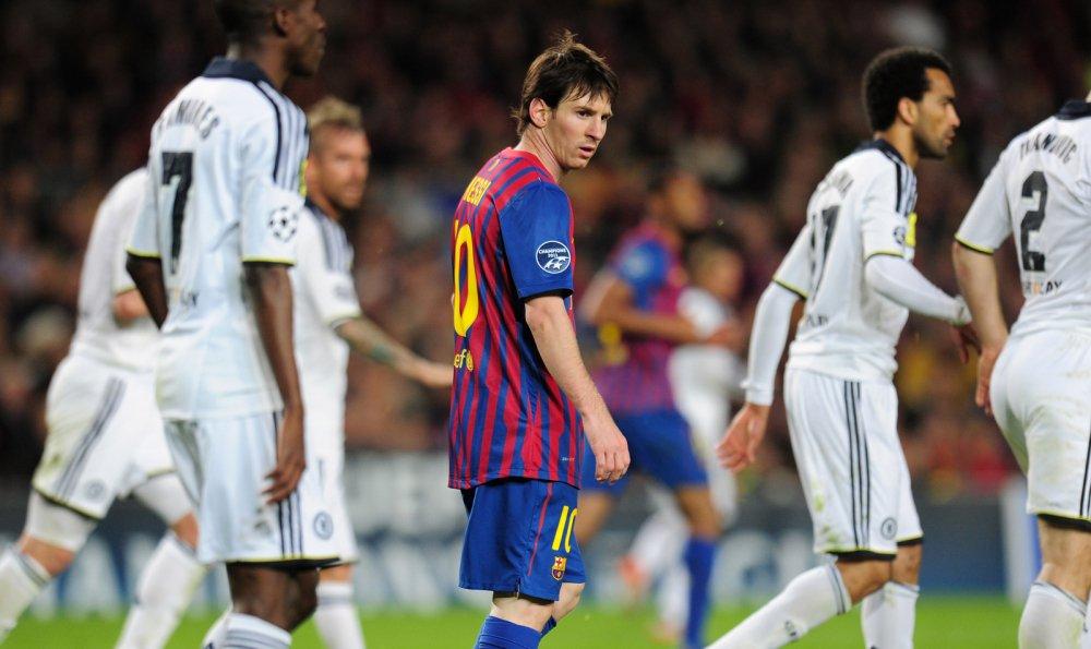 Chelsea - Barca: Noi so hai tham kin cua Messi hinh anh 1