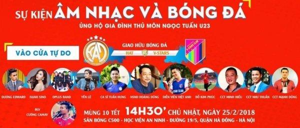 Thu mon U23 Viet Nam: Cho tien thuong sua can nha dot va chua benh ung thu cho me hinh anh 1