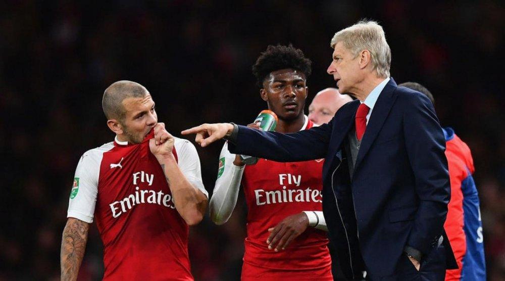 Guardiola - Wenger: Nguoi duong thoi gap ke lac hau hinh anh 2