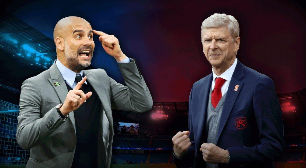 Guardiola - Wenger: Nguoi duong thoi gap ke lac hau hinh anh 5