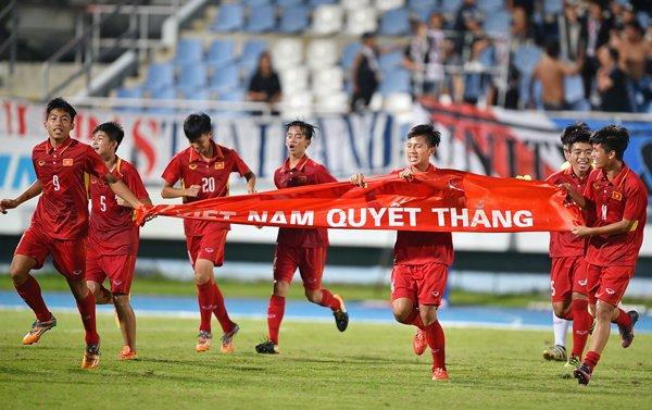 U16 Viet Nam la hat giong, co the dai chien Thai Lan tren dat Nhat hinh anh 1