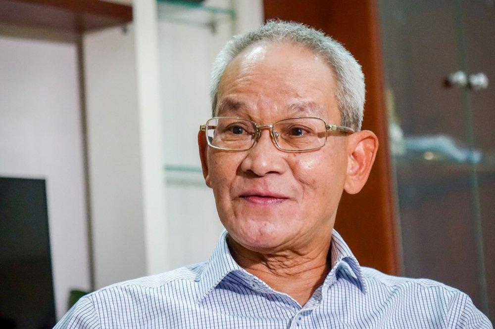 Ong Mai Liem Truc: 'Ghe chu tich VFF khong phai cho kiem loi' hinh anh 2