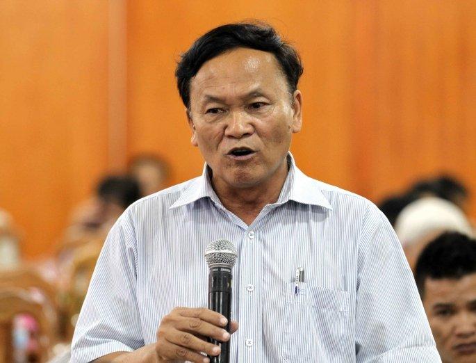 Ong Mai Liem Truc: 'Ghe chu tich VFF khong phai cho kiem loi' hinh anh 1