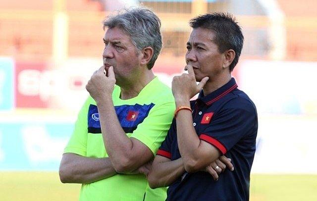 HLV Park Hang Seo, Hoang Anh Tuan tim nhan tai U19 hinh anh 2