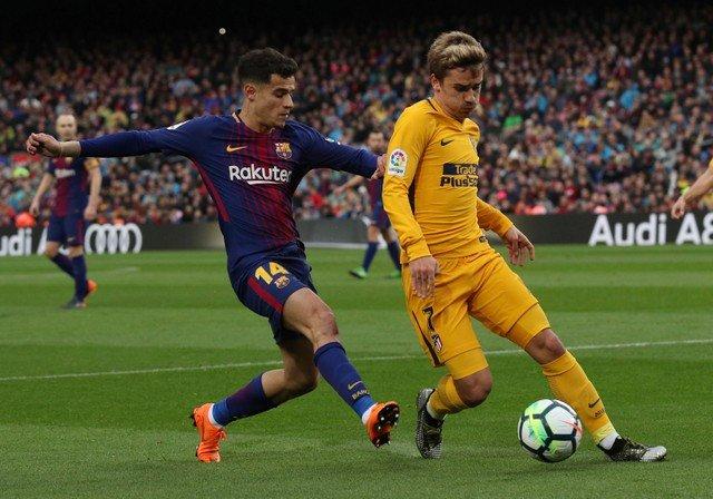 Truc tiep Barca vs Atletico Madrid, Link xem truc tiep La Liga vong 28 hinh anh 1