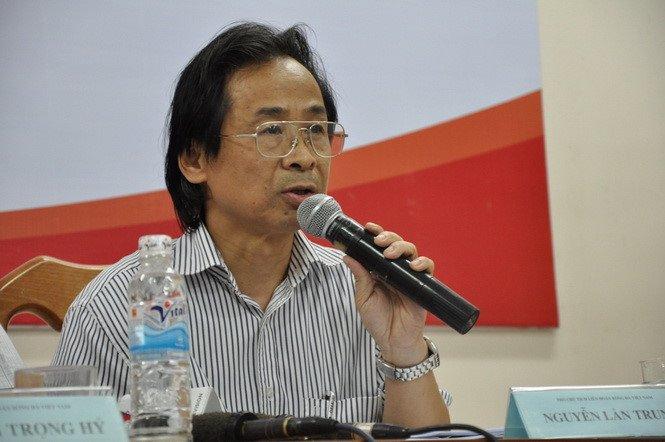 Ong Nguyen Lan Trung san sang lam Pho Chu tich VFF bat chap su co don U23 Viet Nam hinh anh 1