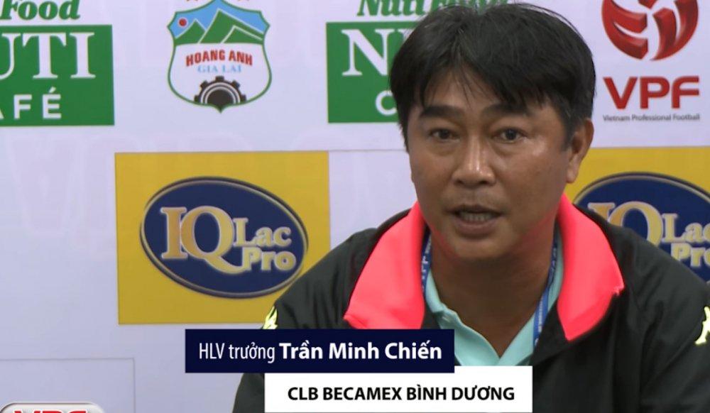 Cam hoa HAGL nam ngoai suc tuong tuong cua HLV Minh Chien hinh anh 1