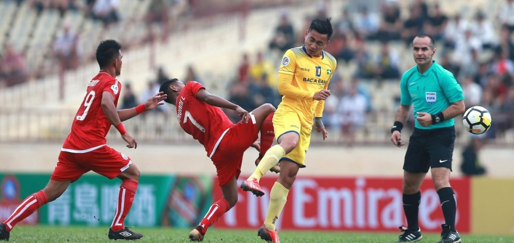 Video truc tiep Persija Jakarta vs SLNA vong bang AFC Cup 2018 hinh anh 1