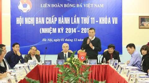 Khai mac Hoi nghi Ban chap hanh VFF lan thu 12 khoa 7 hinh anh 1