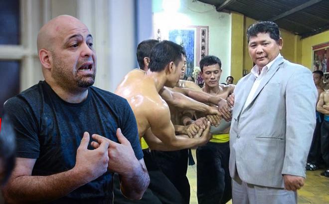 Truoc loi thach dau, Tong dan chu Vinh Xuan Nam Anh noi: 'khong tuong xung de quan tam' hinh anh 3