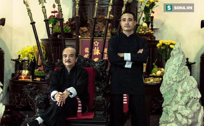 Truoc loi thach dau, Tong dan chu Vinh Xuan Nam Anh noi: 'khong tuong xung de quan tam' hinh anh 1