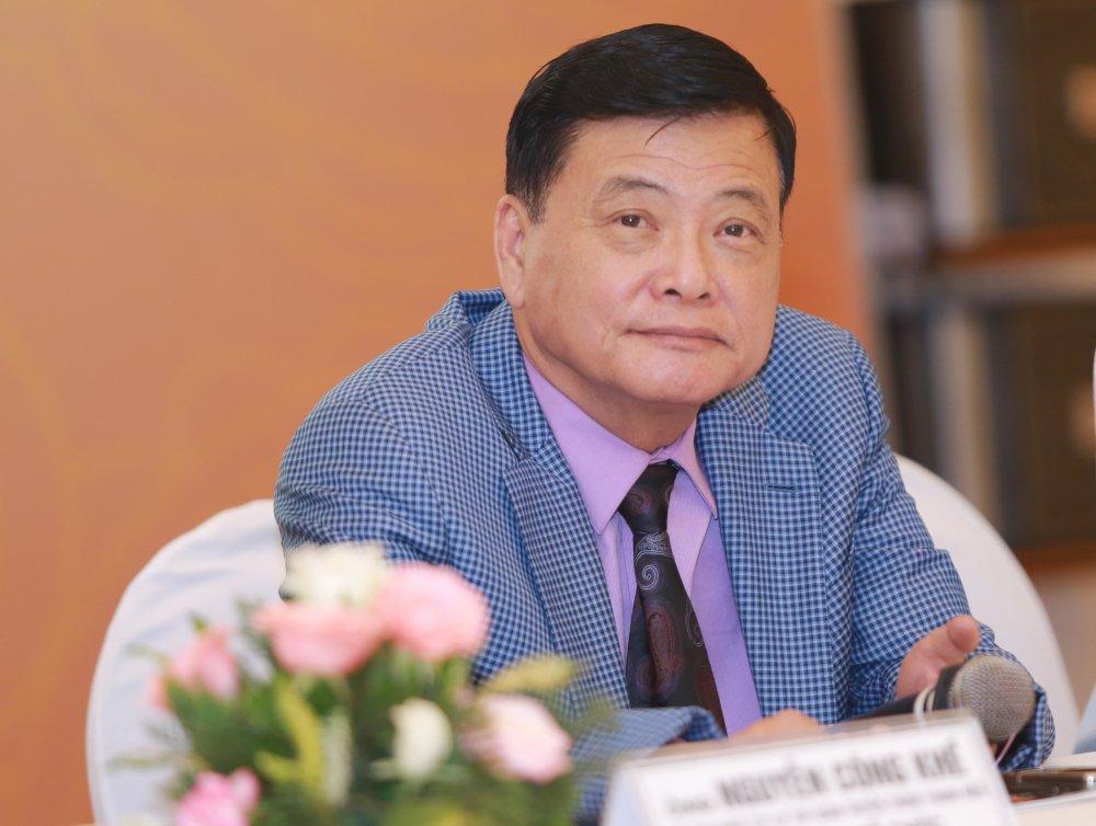 Ong Nguyen Cong Khe: Bong da Viet Nam muon thanh cong phai tap hop duoc nguon luc hinh anh 1
