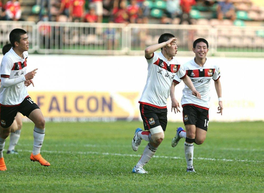 Bau Duc 'ngu dai', U19 HAGL JMG van thua doi thu Han Quoc hinh anh 2