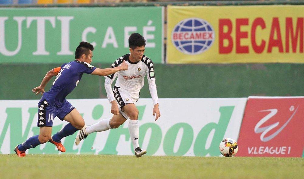 Ha Noi FC vs HAGL: Cho cuoc dau U23 Viet Nam thu nho o Hang Day hinh anh 1