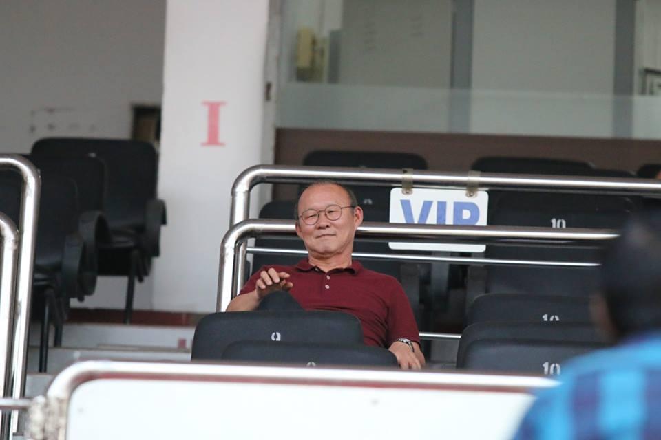 HLV Park Hang Seo than cau thu U23 chay so nhieu: Dung de danh vong thanh cam bay hinh anh 1