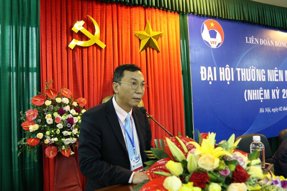 BLV Quang Huy: 'Thoi diem nay, ong Nguyen Cong Khe lam Chu tich VFF la tot hon ca' hinh anh 2