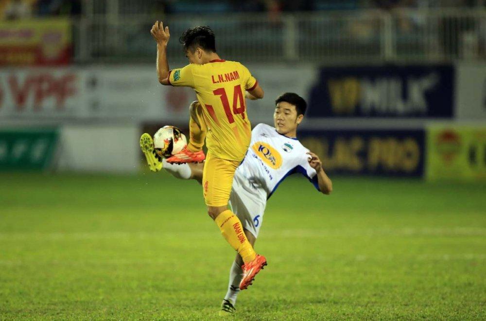 Ha Noi FC vs HAGL: Cho cuoc dau U23 Viet Nam thu nho o Hang Day hinh anh 3