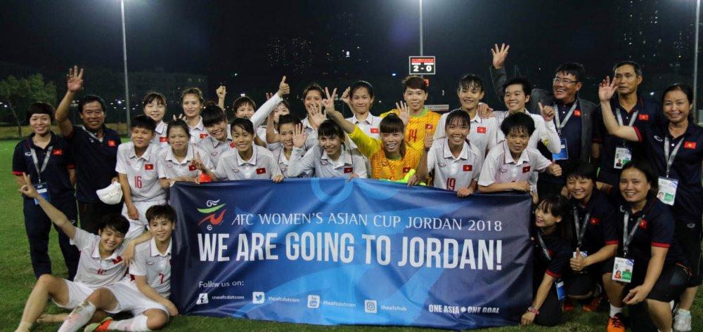 Khong phai Tuyet Dung, day moi la 'chia khoa' dua tuyen nu Viet Nam toi World Cup hinh anh 1