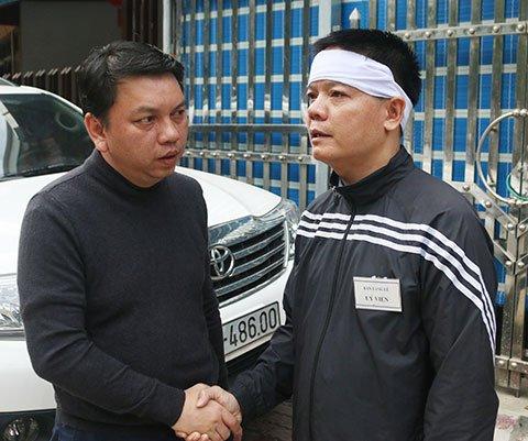 VFF, VPF het long giup do gia dinh co trong tai Duong Ngoc Tan hinh anh 1