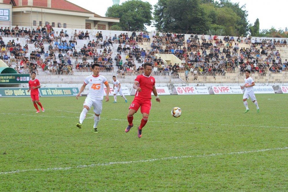 Hang ngan fan dat vo xem Viettel dau Binh Dinh o Cup Quoc gia hinh anh 14