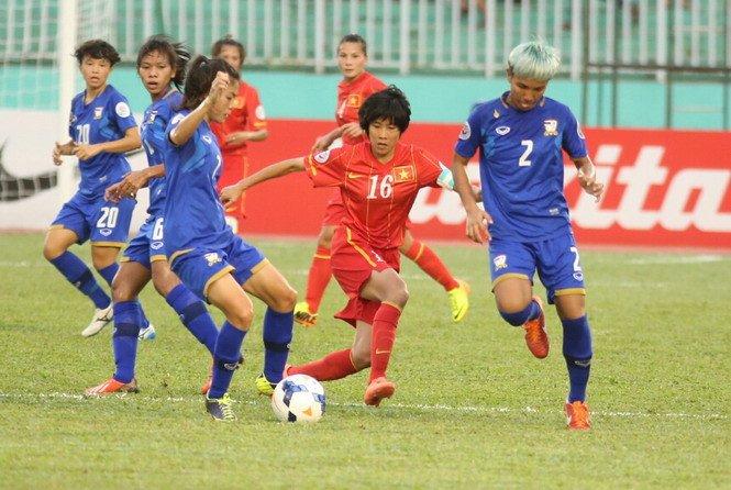 Tuyen nu Philippines co the du World Cup nhung Viet Nam thi cuc kho hinh anh 1