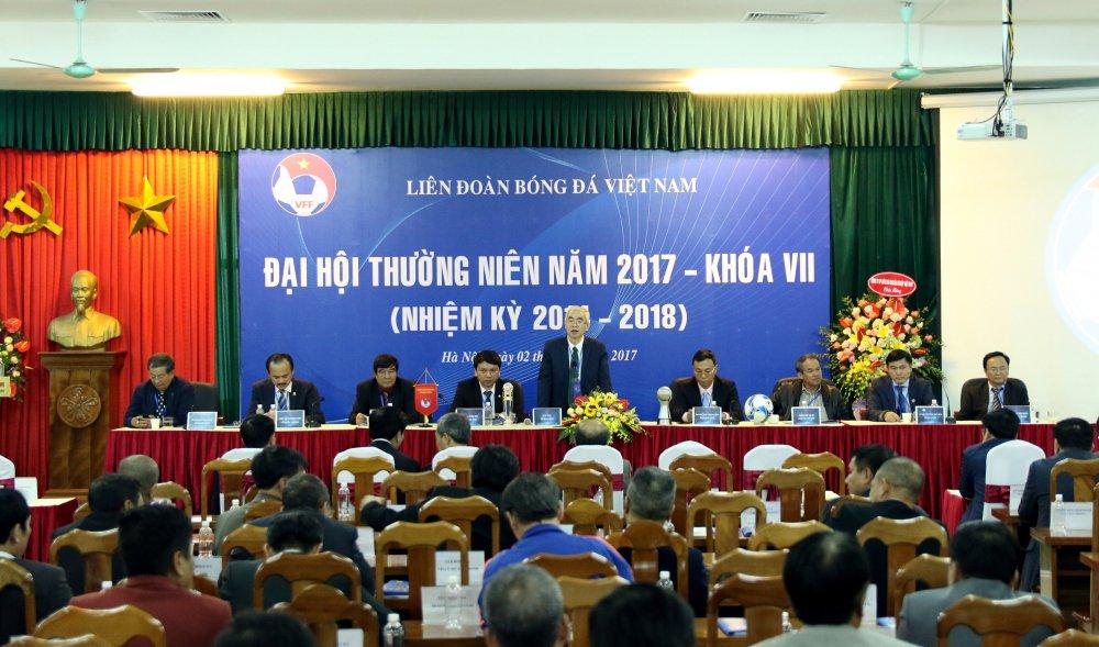 Bau Duc khong hop cung Bo VH-TT&DL, lanh dao VFF noi