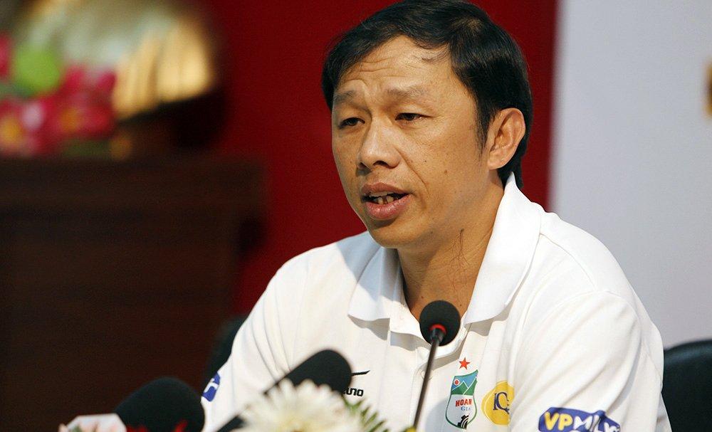 HLV Duong Minh Ninh: Trong tai lam pha san cong suc cua HAGL hinh anh 1