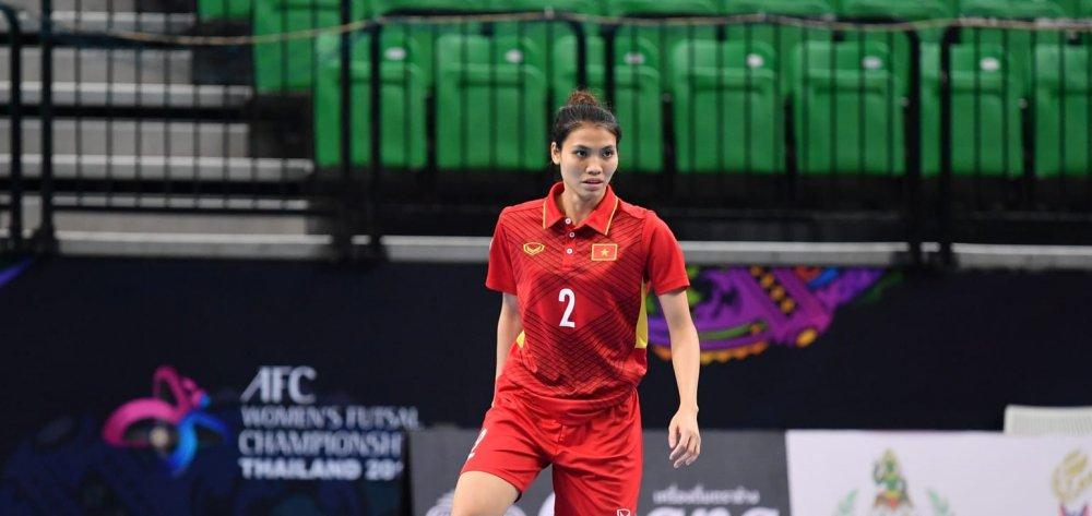Vao ban ket giai chau A, Futsal nu Viet Nam quyet dau Iran hinh anh 2