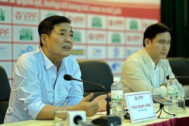 VFF yeu cau Pho ban trong tai Duong Van Hien lam ro cac thong tin dang tren bao hinh anh 2