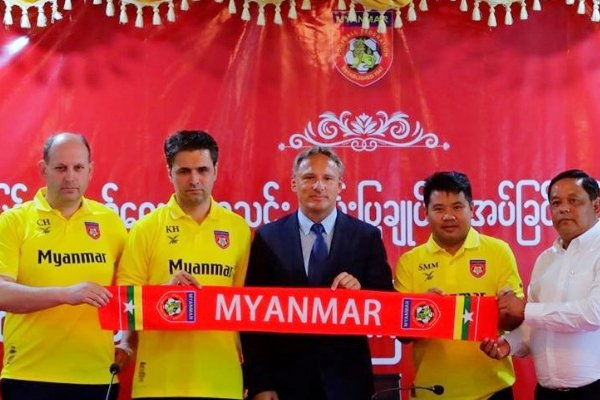 'Bai tuong' cua HLV Hoang Anh Tuan dan dat Myanmar hinh anh 1