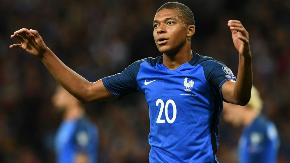 Kylian Mbappe se thiet lap ky luc nay tai World Cup 2018? hinh anh 1
