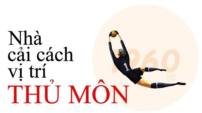 Lev Yashin: Bieu tuong bat tu cua bong da Lien Xo hinh anh 3