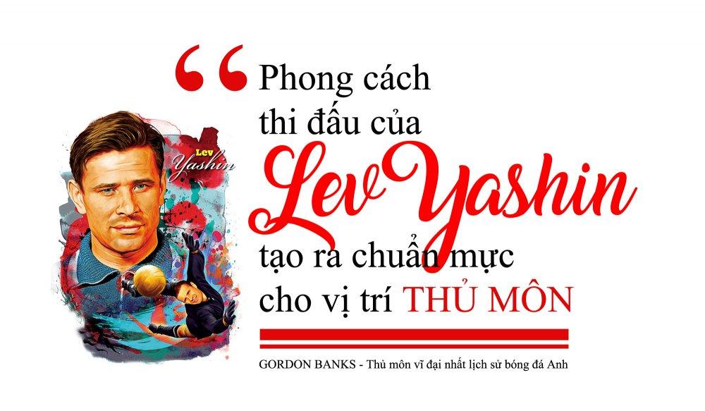 Lev Yashin: Bieu tuong bat tu cua bong da Lien Xo hinh anh 4