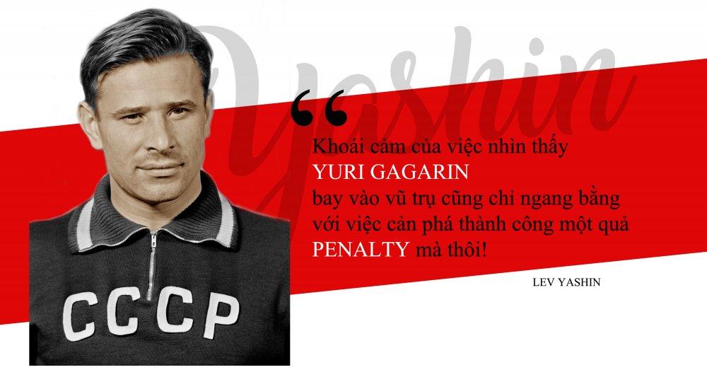 Lev Yashin: Bieu tuong bat tu cua bong da Lien Xo hinh anh 5