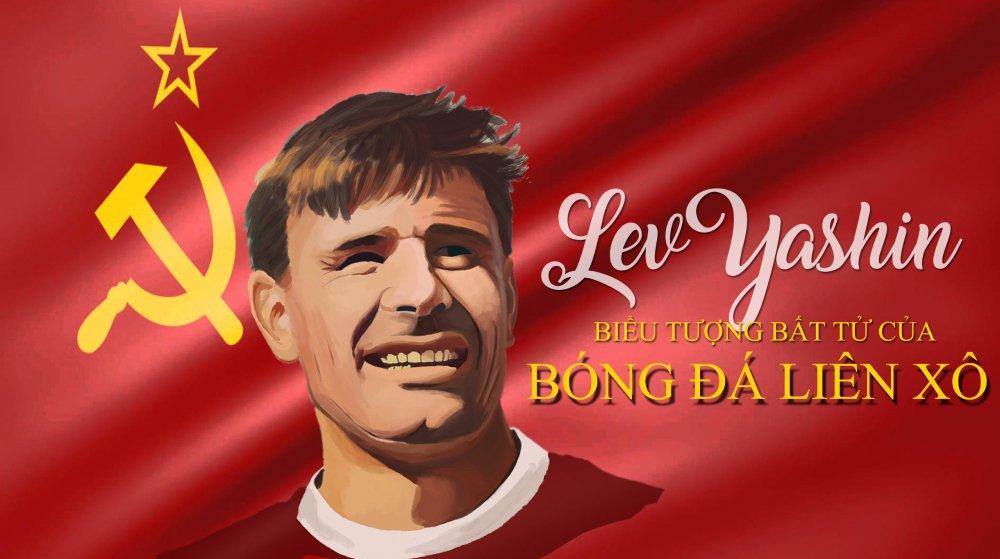 Lev Yashin: Bieu tuong bat tu cua bong da Lien Xo hinh anh 1