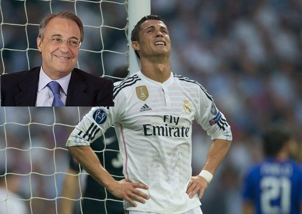 Ronaldo ve MU: Real buong, Ronaldo can Quy do xac nhan hinh anh 1
