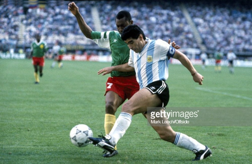 Khai mac World Cup: Cu soc Argentina va 'tham hoa' Phap hinh anh 2