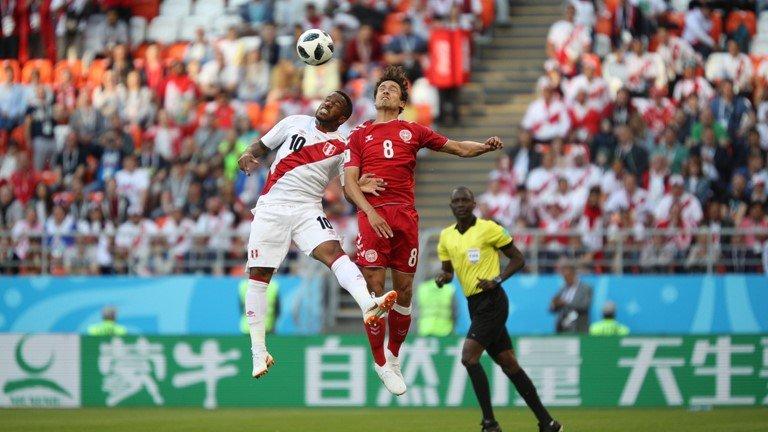 Video ket qua Peru vs Dan Mach, bang C bong da World Cup 2018 hinh anh 7