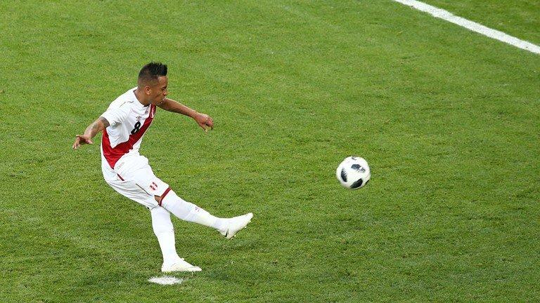 Video ket qua Peru vs Dan Mach, bang C bong da World Cup 2018 hinh anh 5