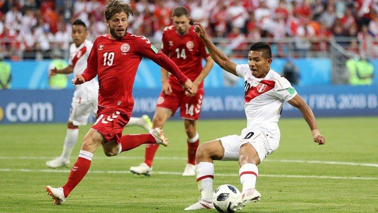 Video ket qua Peru vs Dan Mach, bang C bong da World Cup 2018 hinh anh 2