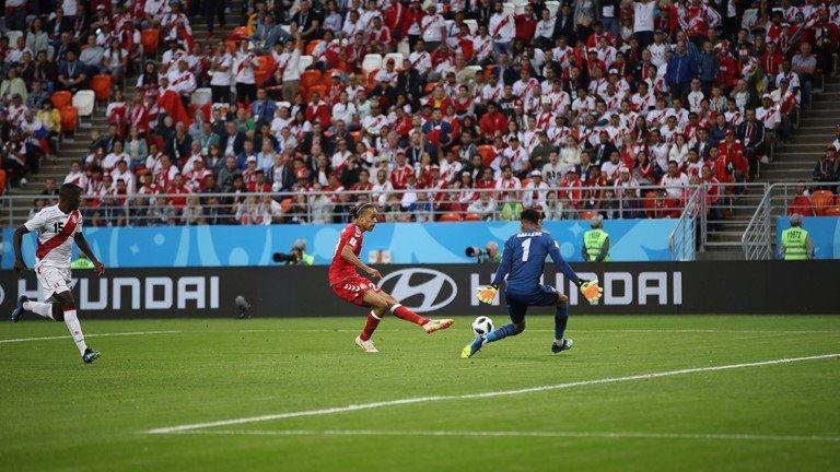 Video ket qua Peru vs Dan Mach, bang C bong da World Cup 2018 hinh anh 3