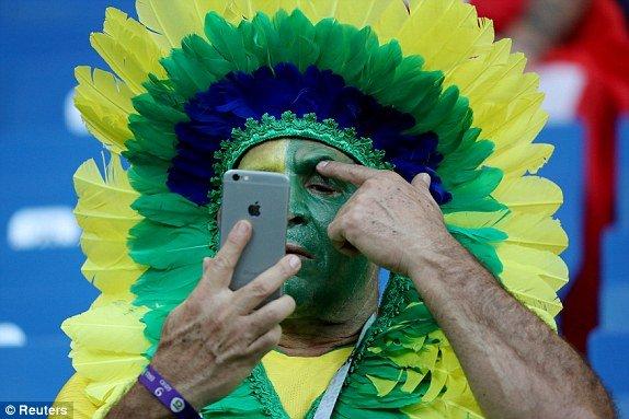 Video ket qua Brazil vs Thuy Si 1-1: Neymar tit ngoi, Brazil vo mong hinh anh 14
